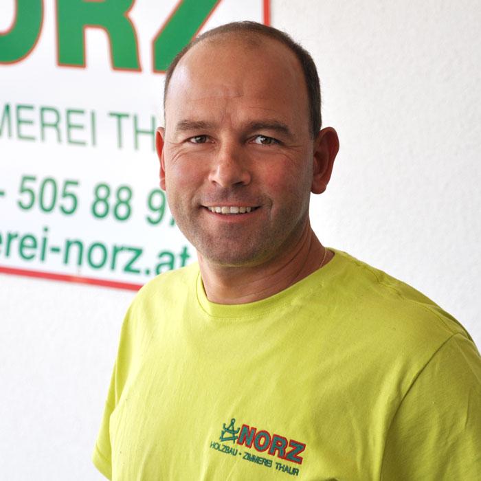 Firmengründer & Inhaber Zimmerer Martin Norz
